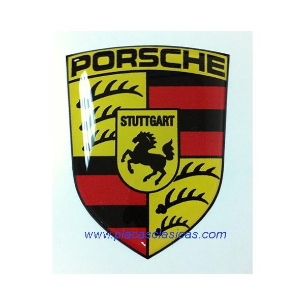 Anagrama Porsche resina 42 mm PL-318 Image