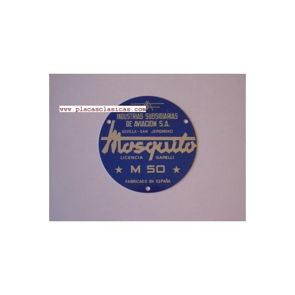 Placa Mosquito M50 PL-111 Image