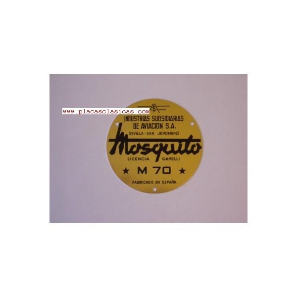 Placa Mosquito M70 PL-113 Image