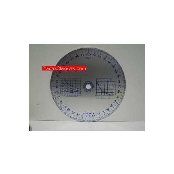 Dial puesta punto motor PL-400 Image