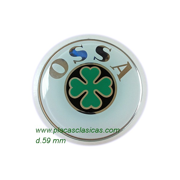 Anagrama resina OSSA D.59 mm PL-316 Image