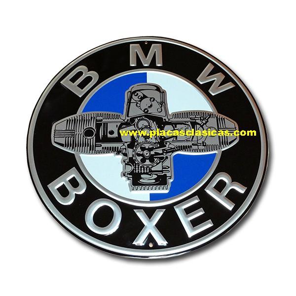 Placa BMW BOXER 030 Image