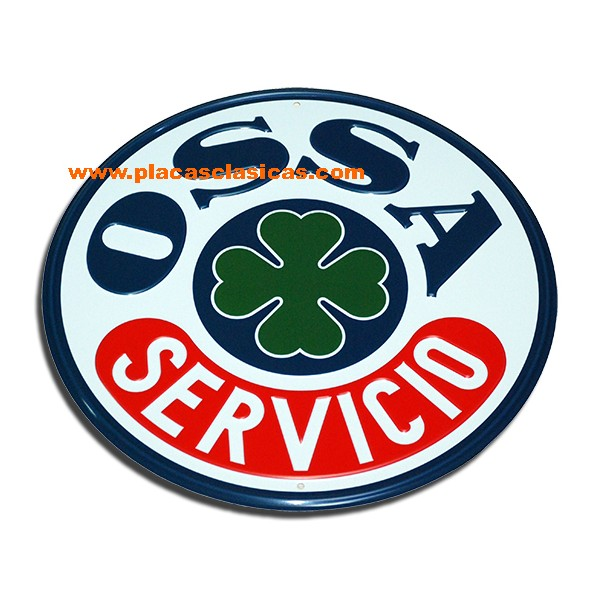 Placa OSSA SERVICIO 044 Image