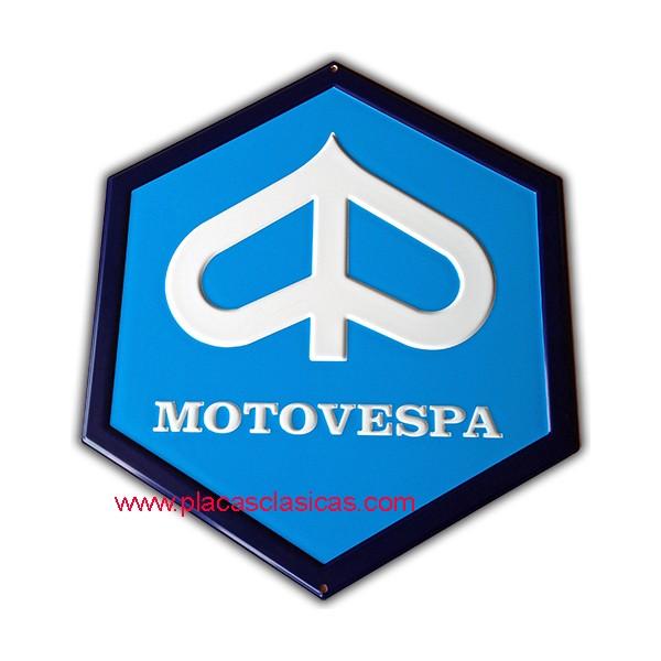 Placa MOTOVESPA 031 Image