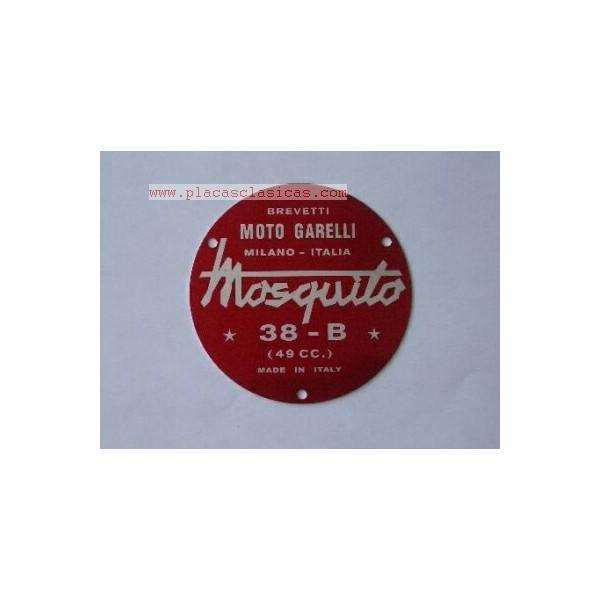 Placa Mosquito 38-B PL-110-38 Image