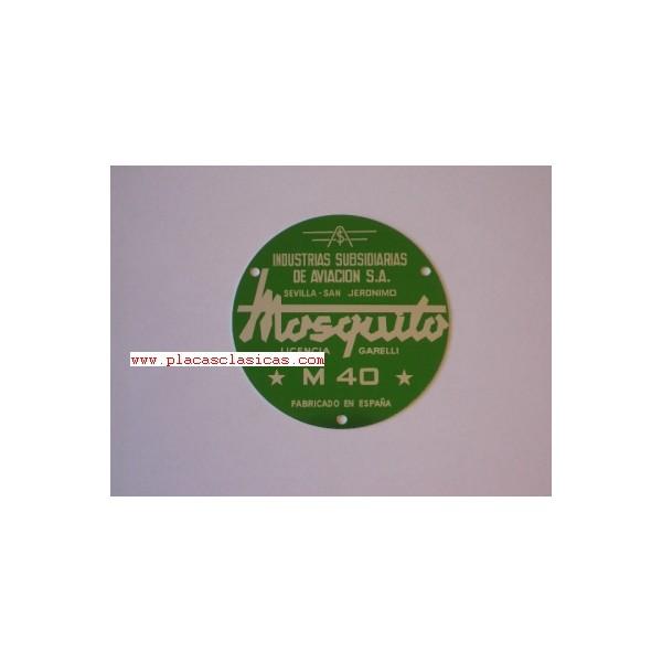 Placa Mosquito M-40 PL-110 Image