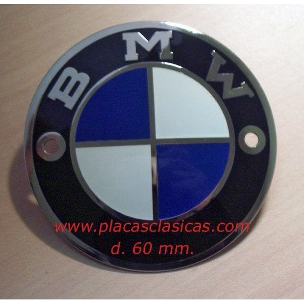 Placa BMW 60 mm PL-207 Image