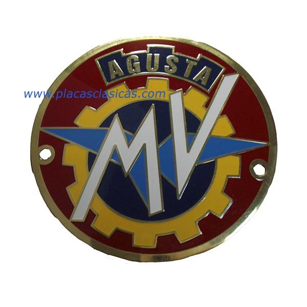 Placa MV Agusta PL-209 Image