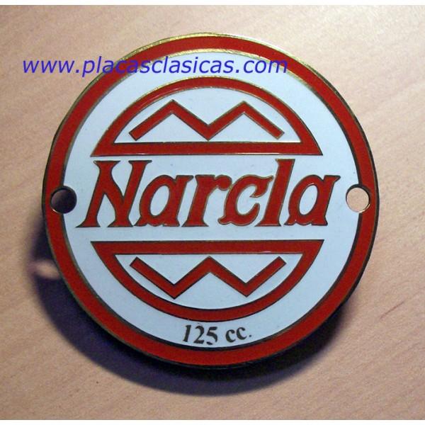 Placa NARCLA 125 PL-213 Image