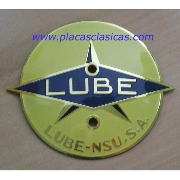 Placa LUBE NSU PL-214 Image