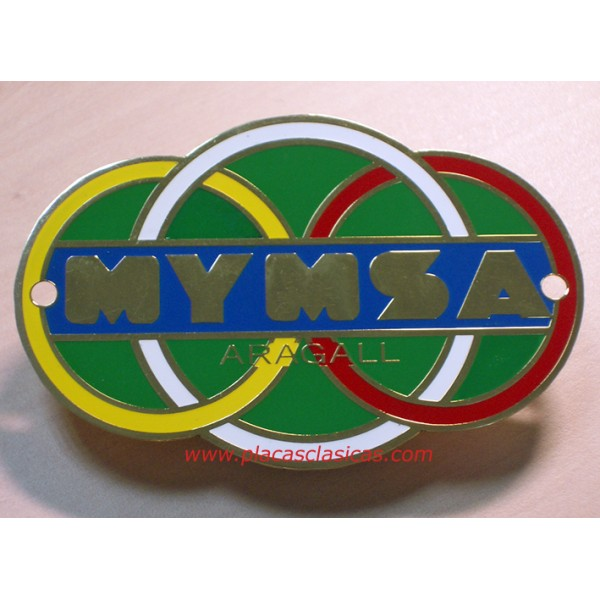 Placa MYMSA ARAGALL PL-216 Image