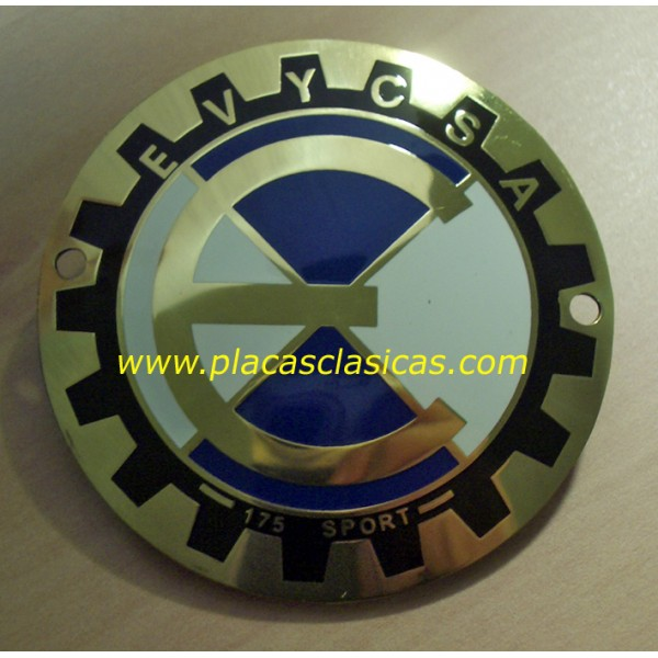 Placa EVYCSA 175 SPORT PL-218 Image