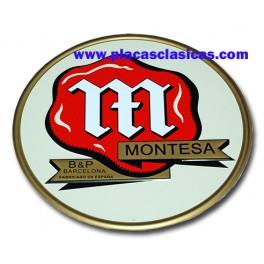 Placa MONTESA B&P 007 Image