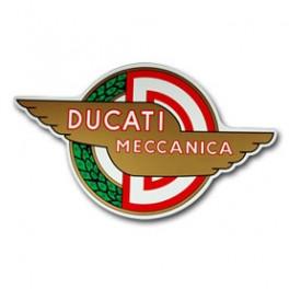 Placa DUCATI MECCAINICA 009 Image