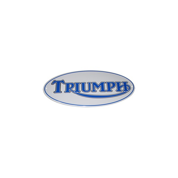 Placa TRIUMPH 024 Image