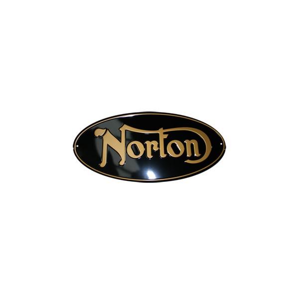 Placa NORTON 025 Image